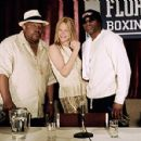 Charles S. Dutton, Meg Ryan and Omar Epps in Paramount's Against The Ropes - 2003