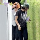 Kristen Stewart Out In La With A Friend