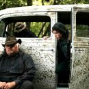 Gary Farmer as Herny Coville and Charlie McDermott as Wild Bill in Truly Indie's Disappearances