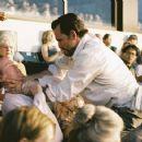 Fisher Stevens as Manny and Matt Dillon as Henry Chinaski in IFC Films' Factotum - 2006