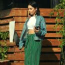 Vanessa Hudgens and Austin Butler – Out for Lunch in LA