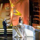 Bergüzar Korel - Pantene Altın Kelebek (Golden Butterfly) Awards
