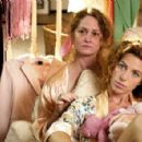 Melissa Leo as Aunt Bee and Tanna Frederick as Margie Chizek in