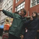 Charlotte Gainsbourg as Claire (right) with director Todd Haynes on the set of I'M NOT THERE. Photo courtesy of Jonathan Wenk/TWC 2007 - 454 x 301