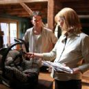 Timothy Hutton as Paul and Tilda Swinton as Lydie Crane in Stephanie Daley - 2007