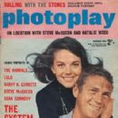 Steve McQueen - Photoplay Magazine [United Kingdom] (October 1964)