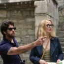 Adam Goldberg as Jack and Julie Delpy as Marion in 2 Days in Paris