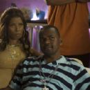 Jennifer (Tasha Smith) and Joe (Gary Sturgis) in TYLER PERRY'S DADDY'S LITTLE GIRLS. Photo credit: Alfeo Dixon - 454 x 296