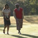 Tamala Jones (Shannon) and Big Boi (C-Note) star in Don Michael Paul's Who's Your Caddy? Photo by: Courtesy of Dimension Films, 2007 / Fred Norris