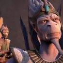 Louis Gossett Jr. voiced King Zahn in Freestyle Releasing 'DELGO.'