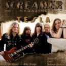 Troy Luccketta, Frank Hannon, Brian Wheat, Dave Rude, Jeff Keith - Screamer Magazine Cover [United States] (June 2014)