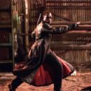 Wesley Snipes returns as 'Blade' in New Line Cinema's third installment of the BLADE series, BLADE TRINITY.