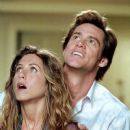 Jennifer Aniston and Jim Carrey in Universal's Bruce Almighty - 2003