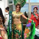 Pamela Valdivieso: Miss Earth 2015 National Costumes