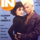Billy Idol & Sherilyn Fenn - 454 x 605