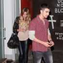Joe Jonas was spotted out with Renee Bargh at Susan Feniger's Street restaurant for dinner last night, August 11, in Los Angeles