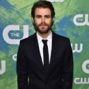 Paul Wesley- CW Stars Out In New York City