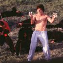 Deadly Ninj'a assassins lose a lot more than their dignity after taking on The Chosen One (Steve Oedekerk) in 20th Century Fox's Kung Pow!: Enter The Fist - 2002