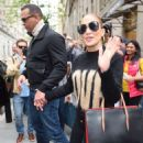 Jennifer Lopez – Leaves Nello Restaurant in New York City