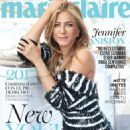 Jennifer Aniston - Marie Claire Magazine Cover [Mexico] (January 2017)