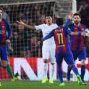 FC Barcelona - Paris Saint Germain - 454 x 285