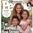 Chrissy Teigen – PEOPLE magazine Beautiful (Issue 2021) - 454 x 605