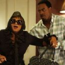 Vera (Jenifer Lewis) and Will (Lamman Rucker) in TYLER PERRY'S MEET THE BROWNS. Photo Credit: Alfeo Dixon