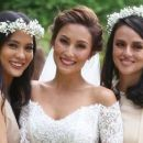 Solenn Heussaff, Nico Bolzico marry in France - 454 x 256