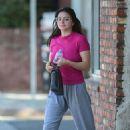 Ariel Winter – Leaves Actors Studio class in Studio City