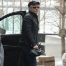 Musician Jon Bon Jovi is spotted out and about in New York City, New York on January 10, 2017 - 396 x 600