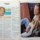 Christopher Lambert - L'Ebdo Magazine Pictorial [France] (19 December 1984) - 454 x 330
