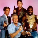 The A-Team characters