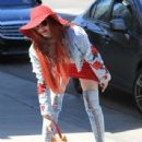 Phoebe Price is seen out in Beverly Hills, California on March 28, 2017 - 438 x 600