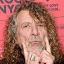 Robert Plant attends the Third Annual Love Rocks NYC Benefit Concert for God's Love We Deliver on March 07, 2019 in New York City - 398 x 600