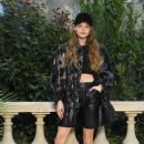 Kristine Froseth attends the Chanel Haute Couture Spring Summer 2019 show as part of Paris Fashion Week on January 22, 2019 in Paris, France - 389 x 600
