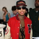Tyga attends the House of Harlow, Clandestine Industries and Switch Boutique Fashion Show held at Boulevard3 on June 4, 2009 in Hollywood, California