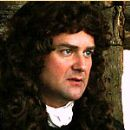 Hugh Bonneville as Samuel Pepys in Lions Gate Films' Stage Beauty - 2004
