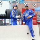 Racecar Nights. David Koechner and Carl Weathers take on NASCAR in THE COMEBACKS.