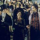 James Frain, Helen McCrory and James Caviezel in Touchstone's The Count of Monte Cristo - 2002