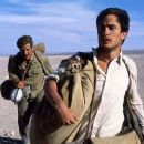 Rodrigo de la Serna and Gael Garcia Bernal in The Motorcycle Diaries - 2004 - 454 x 204