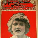 Mary Pickford - Moving Picture Stories Magazine Cover [United States] (14 October 1921)