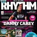Danny Carey - Rhythm Magazine Cover [United Kingdom] (February 2013)