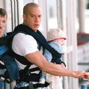 Vin Diesel as Shane Wolfe in Disney Pictrures' comedy/action movie The Pacifier.