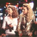 Billy Bob Thornton, Natasha Richardson, Charlize Theron and Patrick Swayze in Miramax's Waking Up In Reno - 2001