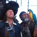 Geoffrey Rush of Walt Disney's Pirates Of The Caribbean: The Curse of the Black Pearl - 2003