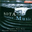 Nino Rota - Chamber Music (Ensemble Nino Rota feat. conductor & piano: Massimo Palumbo)