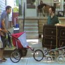 Don McKellar and Tracy Wright vs baby stroller in Monkey Walfare
