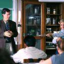 Stephen Colbert as Mr. Charles 'Chuck' Noblet and Amy Sedaris as Geraldine 'Jerri' Antonia Blank