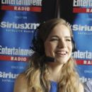 Actress Willa Fitzgerald attends SiriusXM's Entertainment Weekly Radio Channel Broadcasts From Comic-Con 2015 at Hard Rock Hotel San Diego on July 11, 2015 in San Diego, California - 397 x 600