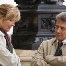 Emma Thompson and Dustin Hoffman star as Kate and Harvey in Overture Films' LAST CHANCE HARVEY.